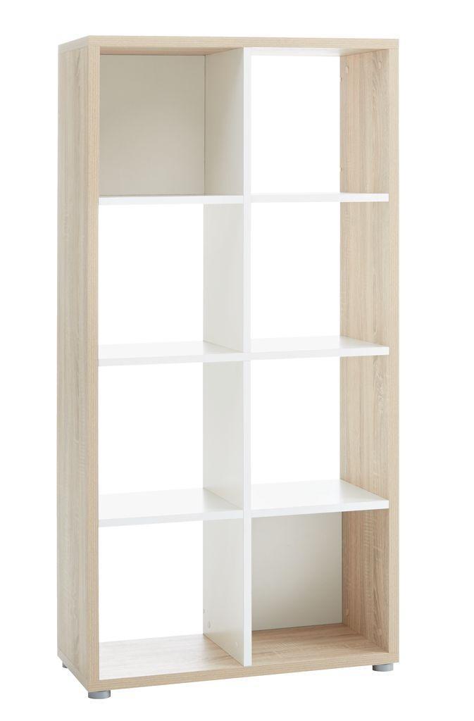 Разделитель комнаты (этажерка) на 8 полок (высота 147 см)