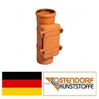 Ревизия ПВХ 110 мм наружной канализации Ostendorf Германия