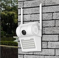 """""""ФОНАРЬ G2"""" - Уличная IP WiFi Камера Он-лайн Видеонаблюдения, Панорамная Угол обзора 280°"""