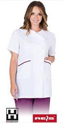 Защитная блузка NONA с короткими рукавами REIS Польша NONA-J WJN