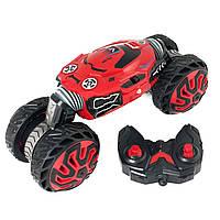 Машинка на радиоуправлении трансформер Dance Monster (1:10)  2.4G STUNT Красная