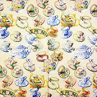 Салфетки декупажные чашки 2002