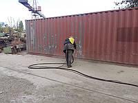 Пескоструйная очистка металла на выезд, фото 1