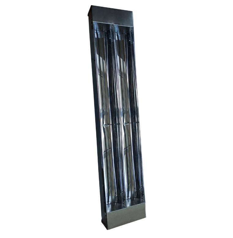 UKROP T4000 - средневолновый інфрачервоний обігрівач для теплиць, тварин, холодних будівель
