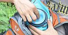 Гідратор туристичний 2л, питна система, гидратор для рюкзака (Велосипед, Туризм, Активний Відпочинок) Синій, фото 2