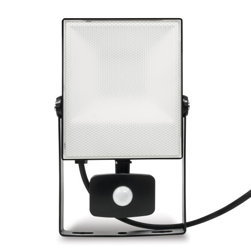 Светодиодный прожектор LED 30W с датчиком движения