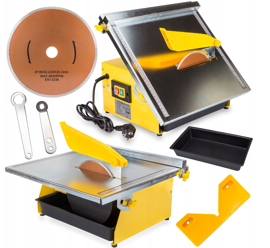 Станок для резки плитки Powermat PM-PDG-1700