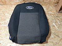 """Автомобильные чехлы на Ford Connect (1+1) 2002-2013 / авто чехлы Форд Коннект """"EMC Elegant"""""""
