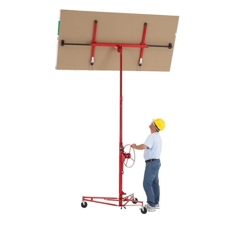 Підйомник для гіпсокартону (ГЛК) KRAFT & DELE 3.5 м