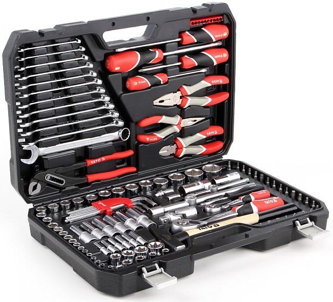 Набор инструментов 122 элемента YATO YT-38901