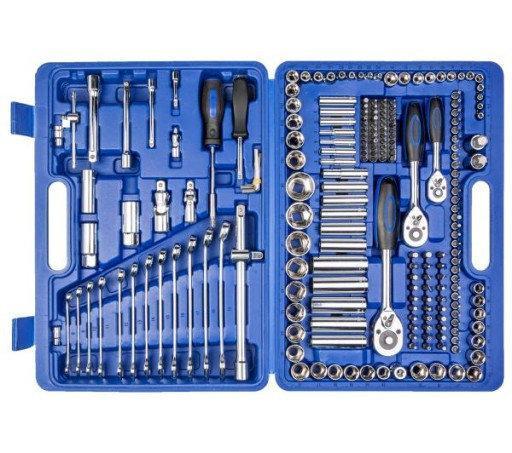 Набор инструментов 219 элементов TOPEX DD104
