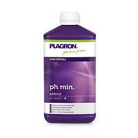 Plagron регулятор Ph min 0,5 ltr РОЗПРОДАЖ СКЛАДУ
