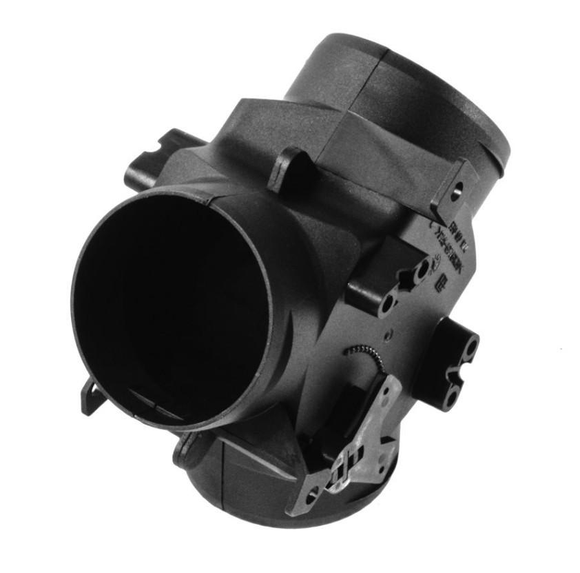 Тройник воздуховода регулируемый Webasto Eberspacher 90 мм
