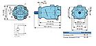 Аксиально-поршневый гидромотор Poclain M3, фото 5