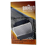 Сетка для бритвы Braun 596, 1008, 1508 серии 1000/2000 Entry