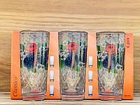 Набор стаканов 200 мл Ежевика 6 штук 05с1256-89