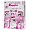 """Ігровий набір - лялькова кухня """"Маленька господарочка""""-4, 27*9,5*34,5 см, рожевий, пластик (26215P/R), фото 8"""