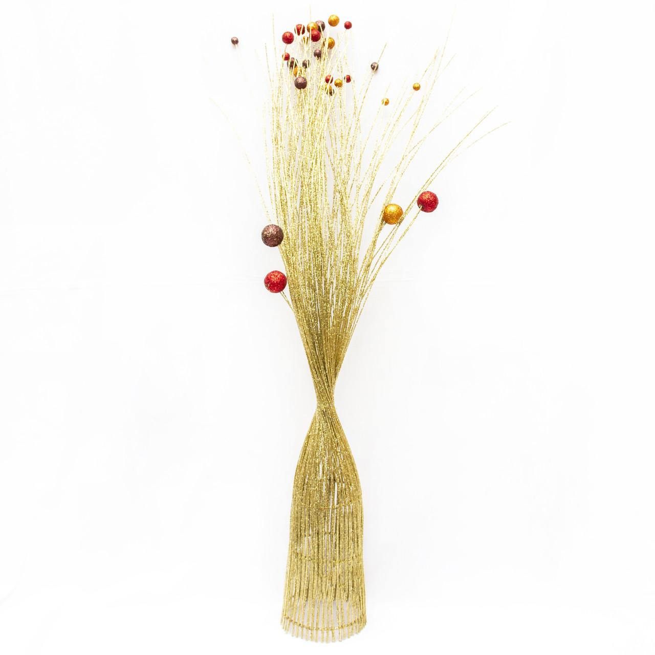 Дерево-ваза 95см, желтый (770076-2)