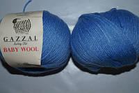 Gazzal Baby Wool - 830 василек