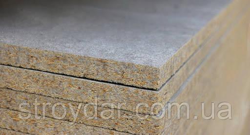 Цементно-стружкові плити ArmoPlit 3200х1200х24 мм