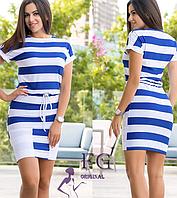Летнее женское платье на каждый день