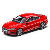 Модель автомобіля Audi A5 Coupe, Scale 1:43, Tango Red, артикул 5011605432