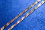 Ланцюжок фірми Xuping позолота (5,5 мм 50см Т2200 18k color), фото 2