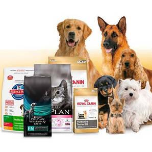 Корми Purina pro plan для собак та котів