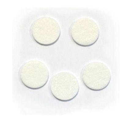 Набор фильтров (5 шт.) для небулайзеров OMRON С28 ,С29,NE-С28P, NE-C900, фото 2