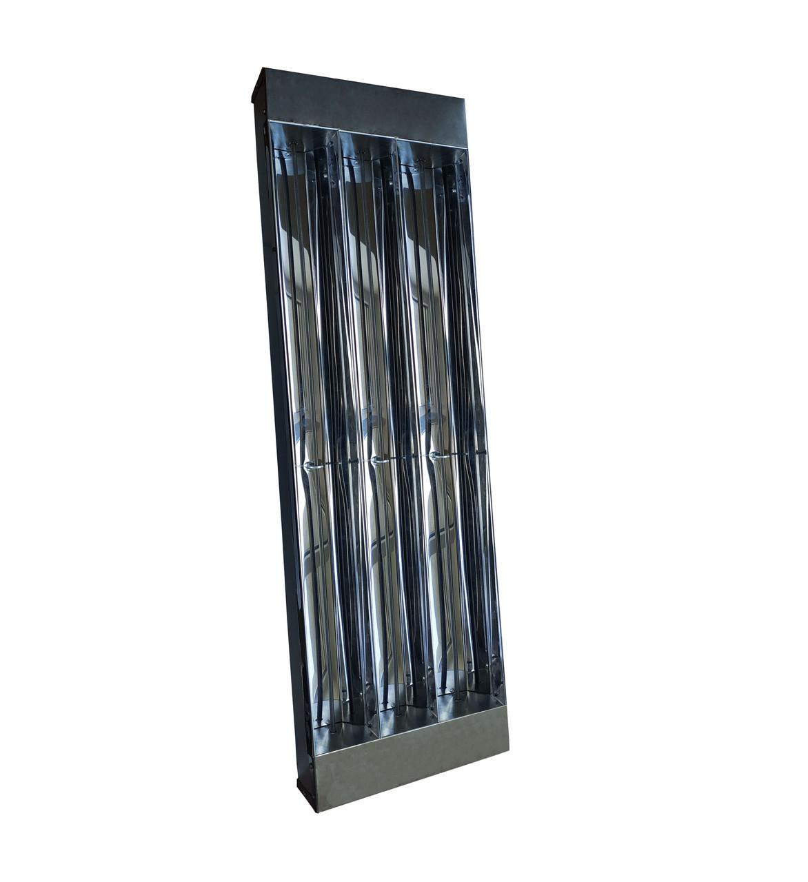 UKROP T9000 - средневолновый инфракрасный обогреватель для теплиц, животных, холодных зданий