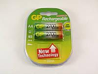 Аккумулятор GP NiMH AA (HR6) 2700mAh 1,2V
