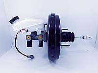 Цилиндр главный тормозной с вакуумом без АБС Авео grog Корея