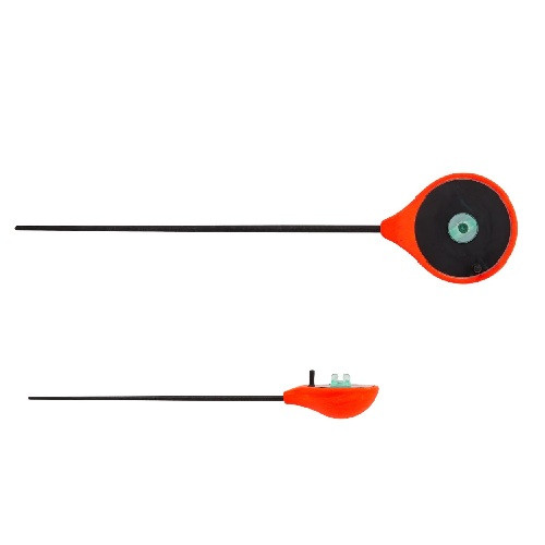 Удочка-балалайка зимняя Salmo Handy Ice Rod красная