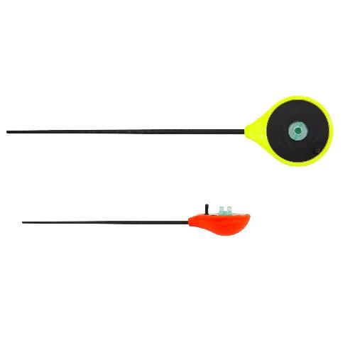 Удочка-балалайка зимняя Salmo Handy Ice Rod желтая