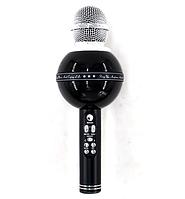 Беспроводной Bluetooth караоке микрофон Wster WS-878, фото 1