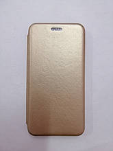 Чехол-книжка Samsung A41 А415F 2020 Level Gold