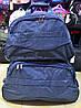 Зручний комплект сумок на колесах 2 в 1( 60+50см.)