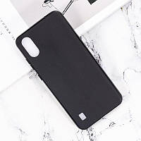 Чехол Soft Line для ZTE Blade A5 2020 силикон бампер черный