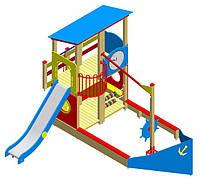 Детские игровые комплексы - серия «Мини»