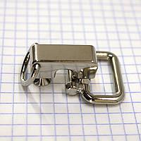 Ручкодержатель верхний никель для сумок t4981 (4 шт.)
