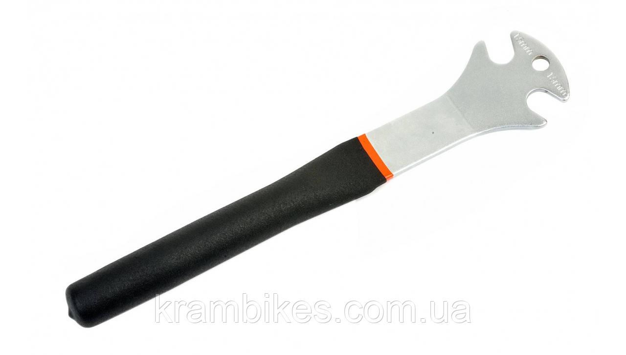 Ключ для снятия педалей  Author - CC PW15 - ключ 15 x 320 mm