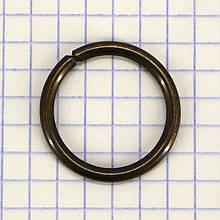 Кольцо 20x3 мм антик для сумок t4342 (20 шт.)