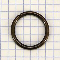 Кольцо 20*3 мм антик для сумок t4342 (40 шт.)
