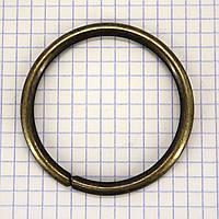 Кольцо 51*4,7 мм антик для сумок t4327 (10 шт.)