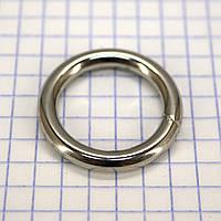 Кольцо 20*4 мм никель для сумок t4341 (20 шт.)