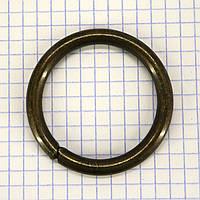 Кольцо 38*5,5 мм антик для сумок t4330 (10 шт.)