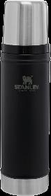 Термос STANLEY Classic Legendary 0.59 литра черный Стенли Стэнли Стенлі Класік Классик
