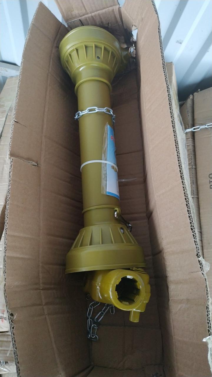Карданный вал трубчатый 6*6 РТО 025В (длина 70 см)