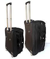 Зручний комплект сумок на колесах 2 в 1 ( 60+50см. ), фото 1