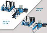 Оборудование для производства пеллет МЛГ-1500 MAX+ (производительность на пеллете до 500 кг/час), фото 2